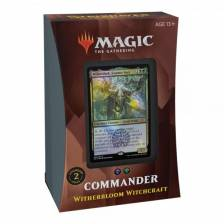 Commander Deck - Strixhaven (Witherbloom Witchcraft)