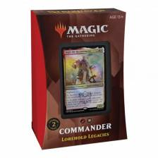 Commander Deck - Strixhaven (Lorehold Legacies)