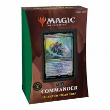 Commander Deck - Strixhaven (Quantum Quandrix)