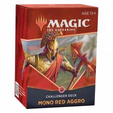 Challenger Deck - 2021 (MONO-RED AGGRO)