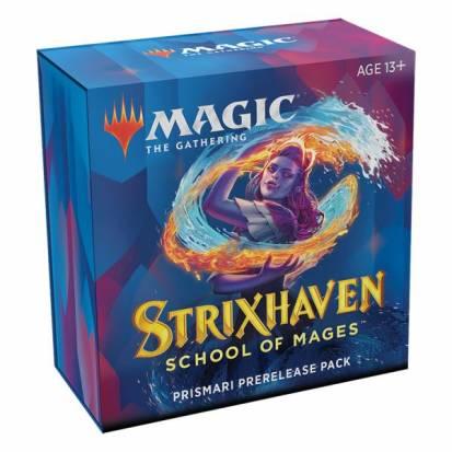 PreRelease Pack - Strixhaven (Prismari)