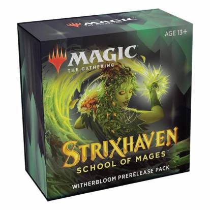 PreRelease Pack - Strixhaven (Witherbloom)