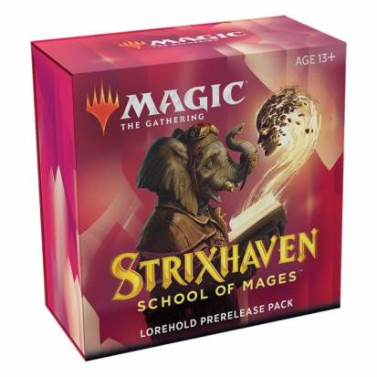 PreRelease Pack - Strixhaven (Lorehold)