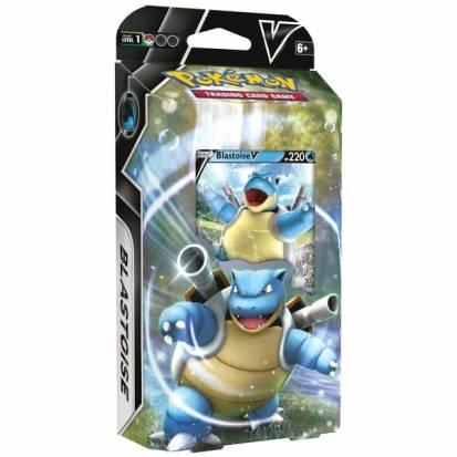 Pokemon - V Battle Deck (Blastoise)