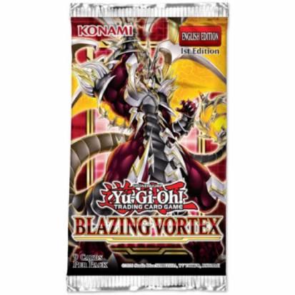 Booster - Blazing Vortex (1st Edition)