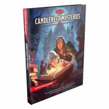 D&D Candlekeep Mysteries HC