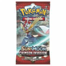 Pokemon - Sun & Moon (Crimson Invasion)