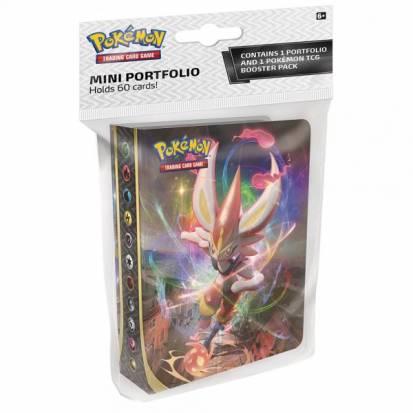 Pokemon - Sword & Shield - Rebel Clash Collector Binder & Booster