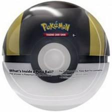 Pokemon -  Pokeball Tin (Black)