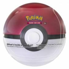 Pokemon -  Pokeball Tin (Red)