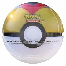 Pokemon -  Pokeball Tin (Gold)