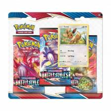 Pokemon - Battle Styles 3 Booster Blister (Eevee)