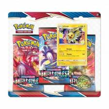 Pokemon - Battle Styles 3 Booster Blister (Jolteon)