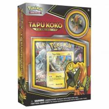 Pokemon - Tapu Koko Pin Collection