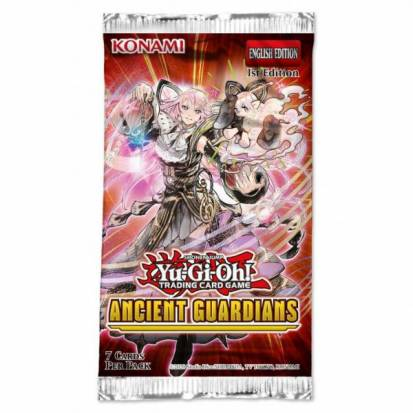 YuGiOh! - Booster - Ancient Guardians
