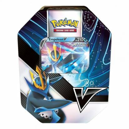 Pokemon - Battle Styles Summer Tin - V (Empoleon)