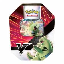 Pokemon - Battle Styles Summer Tin - V (Tyranitar)