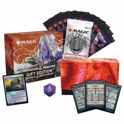 Bundle (Gift) - Adventures in the Forgotten Realms