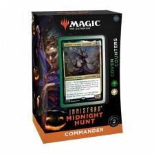 Commander Deck - Innistrad: Midnight Hunt (Coven Counters)