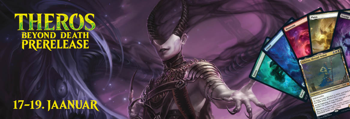 Theros Beyond Death PreRelease